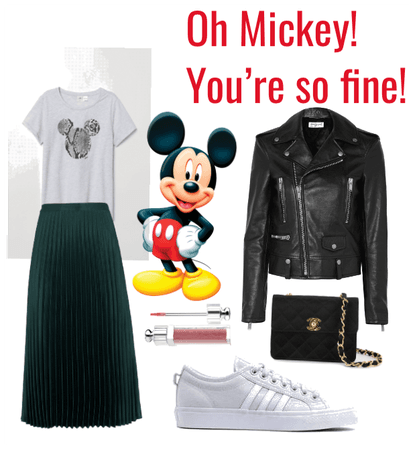 Oh Mickey! You're so fine!