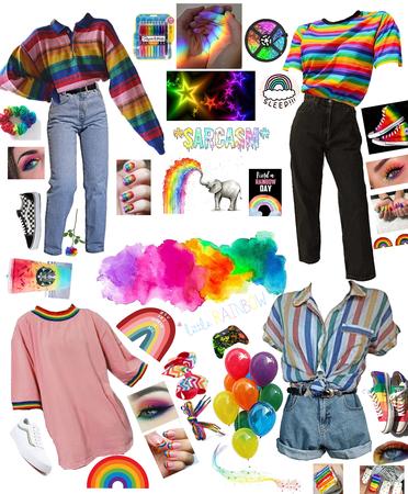 Rainbow Fiasco!🌈