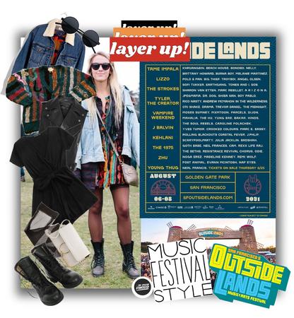 Music Festival Style: Outside Lands SF (7.23.2021)