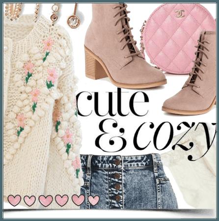 Cute & Cozy <3 <3 <3