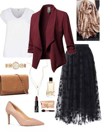 Hijabi Outfit 1