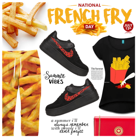 National French Fry Day 7/13