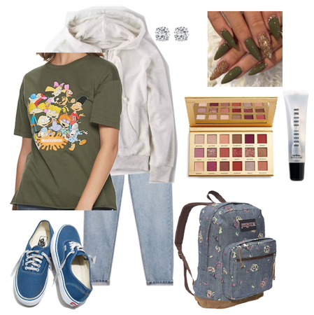 School Outfit for 2020