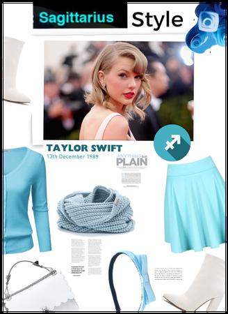 Sagittar Style: Taylor swift inspired