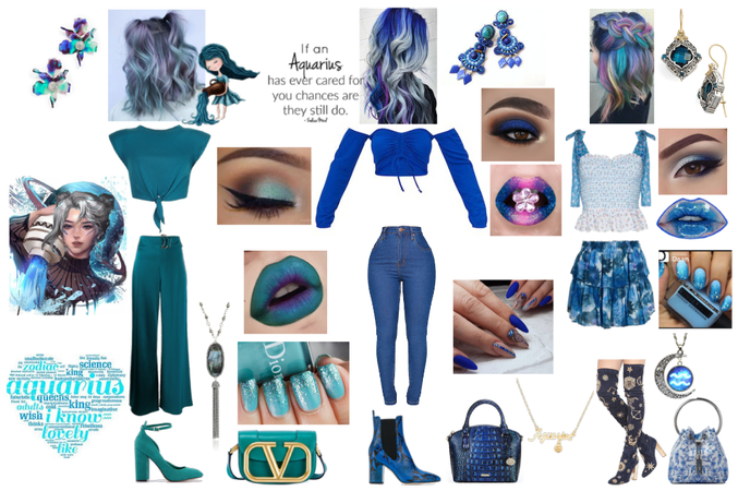Fashion Aquarius!!