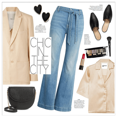 Chic In The City!