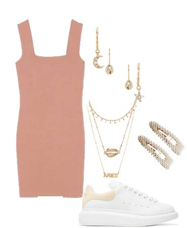 classic dress looks