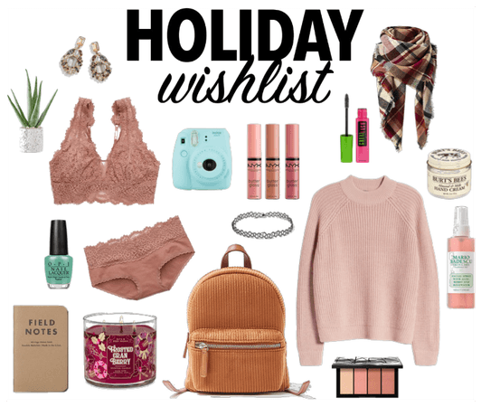 My Holiday Wishlist