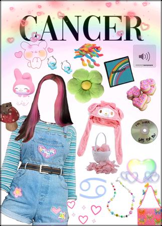 cancer ♋️ 🌈