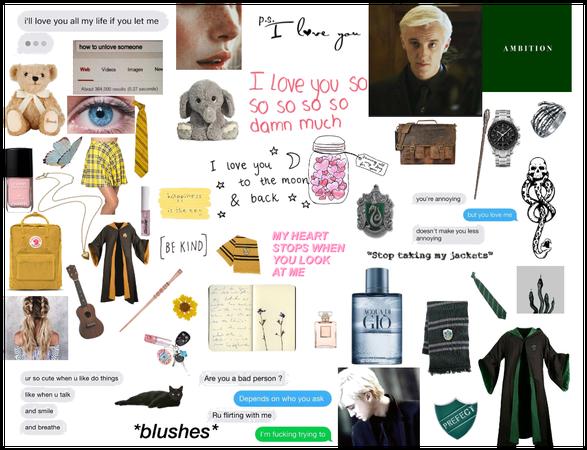 OC x Draco