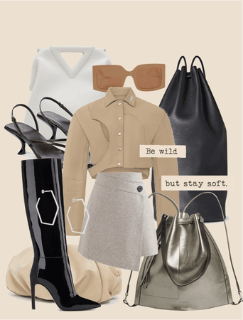 trendy minimalist