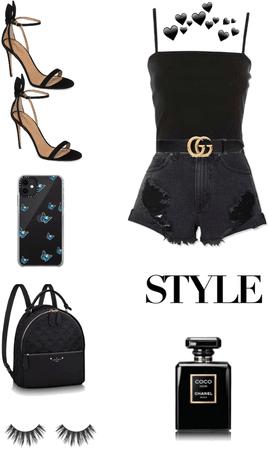 Beautiful Black style