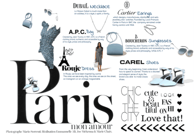 A summer in Paris: French brands