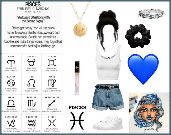 Pisces Girl