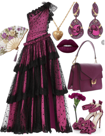 oc - violet