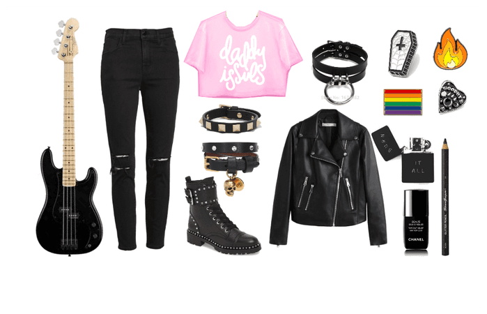 i'm gay i'm punk and i hate my dad