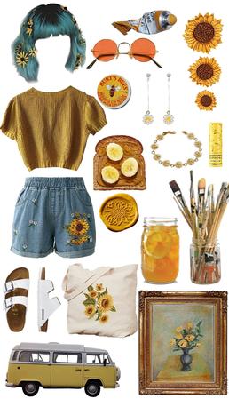 sunflower gurl :)