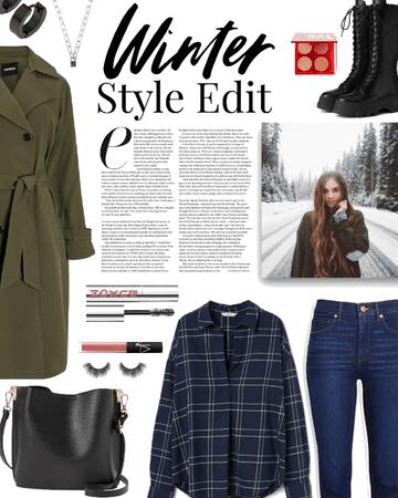 winter style edit