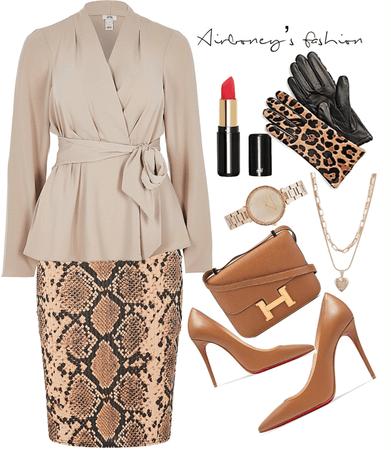 formal brown