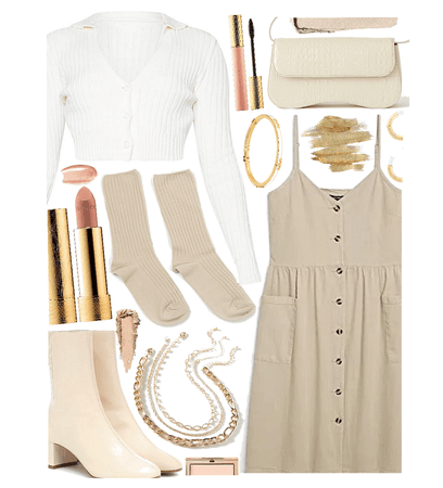 OUTFIT INSPIRATION: Neutral Layers