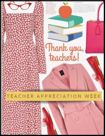 Thank you teachers