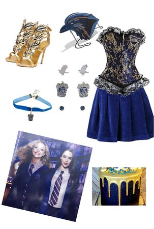 RAVENCLAW BDAY HP