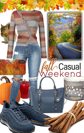 Fall Casual Weekend Look