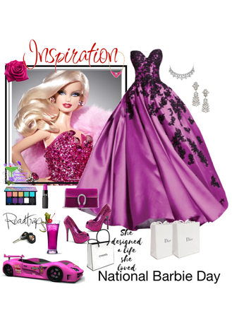 Inspiration: National Barbie Day