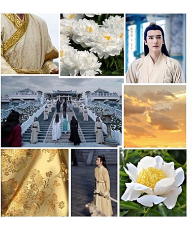 The Untamed: Jin Clan Aesthetic