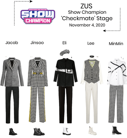 Zus//'Checkmate' Show Champion Stage