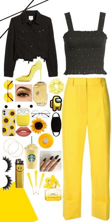 Job interview again but yellow