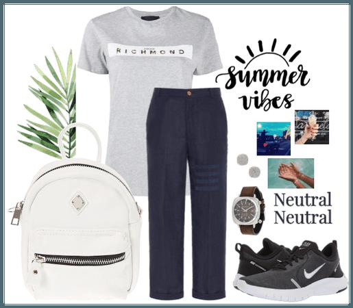 Summer Vibes: Neutral Neutral