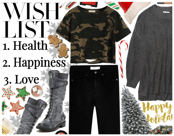 Yule Wishlist: Health, Happiness, Love