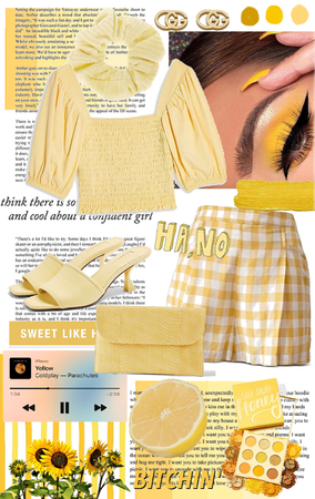 Yellow? Completely!