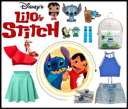 Lilo and Stitch Disney