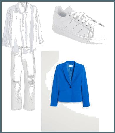 Beverly Hills Clean Uniform