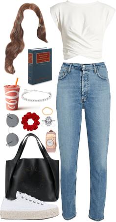 Leona Scuderi's Inspired Outfit