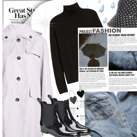 Spring 2020: April Showers Style.
