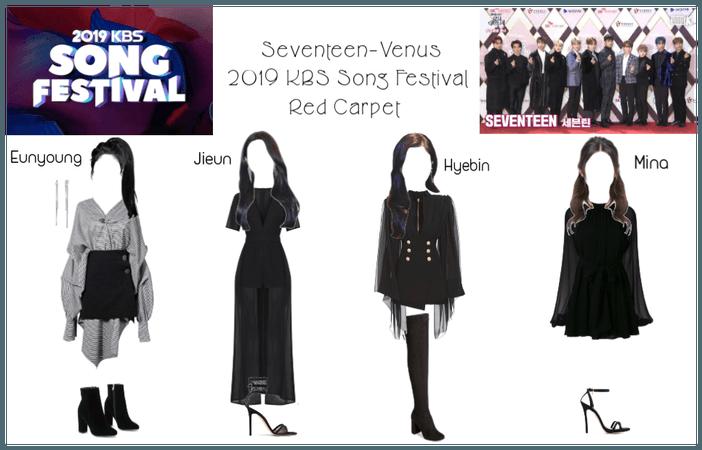 KBS Song Festival Red Carpet 2019