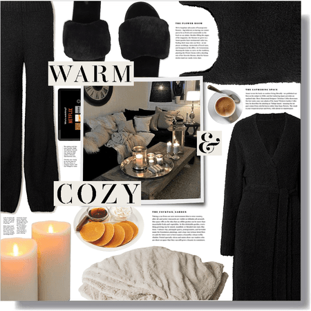 warm & cozy 🖤