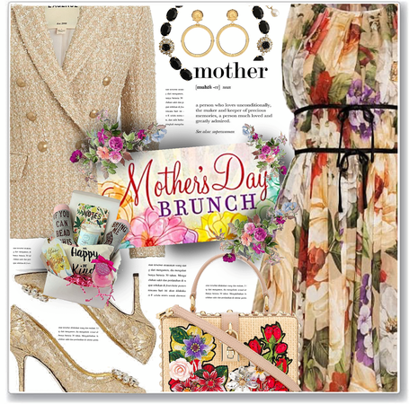 Get The Look: Mother's Day Brunch