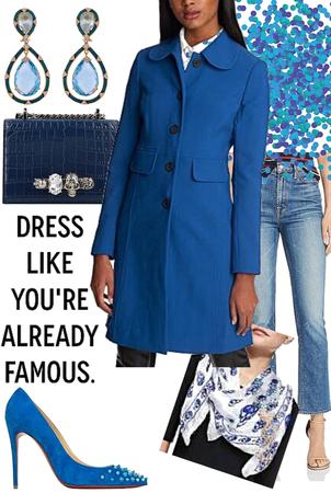 Pantone: Classic Blue
