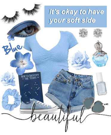 Blue is the new You 💙💭
