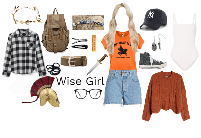 Annabeth Chase Outfits