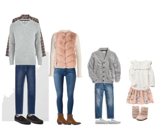 Family Fall Photo outfits 7