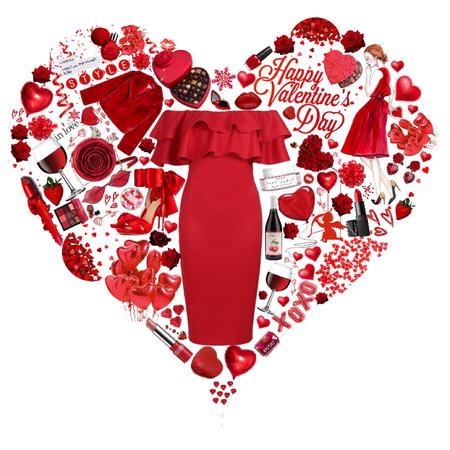 happy Valentine's Day 😍❤️