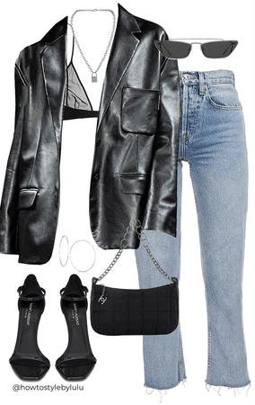 My personal style Challenge🖤