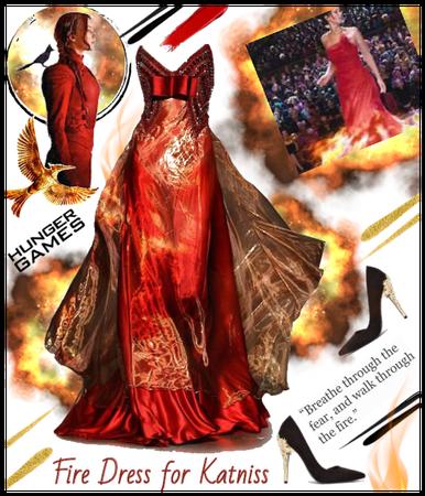 Fire Dress