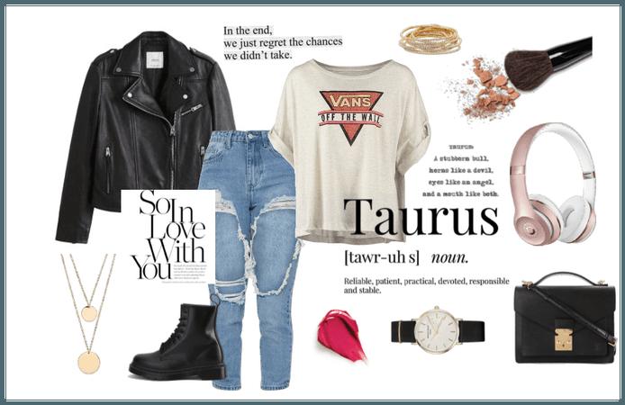 Taurus Horoscope Outfit