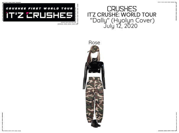 Crushes (호감) [Rose] IT'Z Crushes | Seattle Day 1
